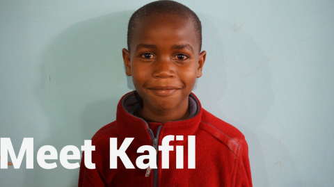 Kafil's Story of Hope