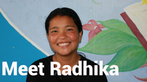 Radhika's Story of Hope