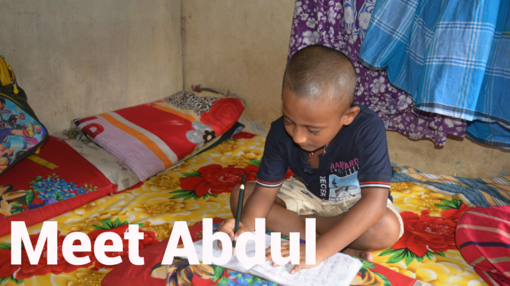 Abdul's Story of Hope
