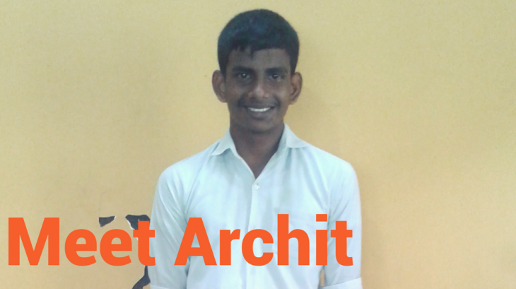 Archit's Story of Hope