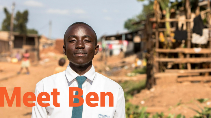 A story of hope - meet ben