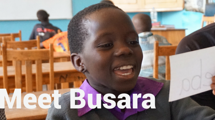 Busara's Story of Hope