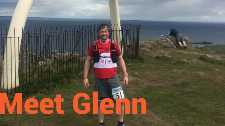 Glenn's Story of Hope
