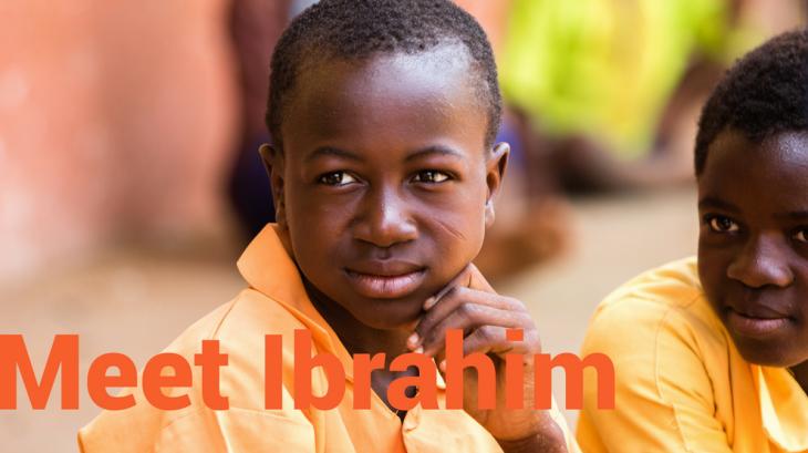Ibrahim's Story of Hope