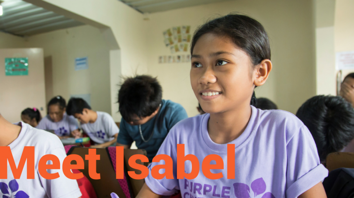 Isabel's Story of Hope