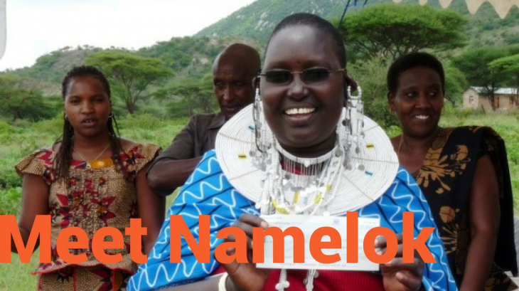 Namelok's Story of Hope