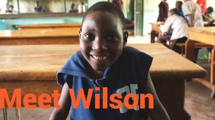 Wilson's Story of Hope