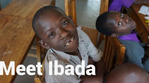 Ibada's Story of Hope