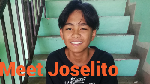 Joselito's Story of Hope