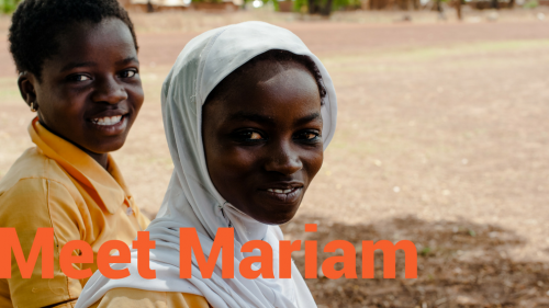 Mariam's Story of Hope